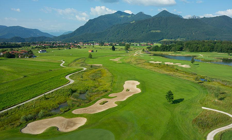 Golfanlage Grassau